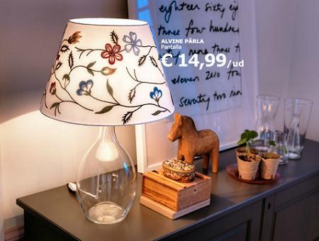 Lámpara De Ikea Clásica