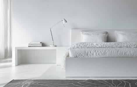 5 dormitorios ikea for Dormitorio ikea blanco