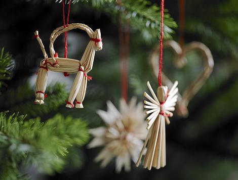 Adornos de navidad ikea 2012 for Adornos originales para navidad