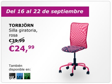 Ofertas de ikea para el mes de septiembre - Sillas de ikea ofertas ...