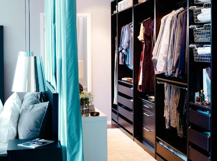 Armarios vestidores de ikea para el dormitorio - Ikea planos faciles ...