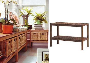 Decoraci n mueble molger de ikea perfecto para el ba o y - Muebles para la entrada ikea ...