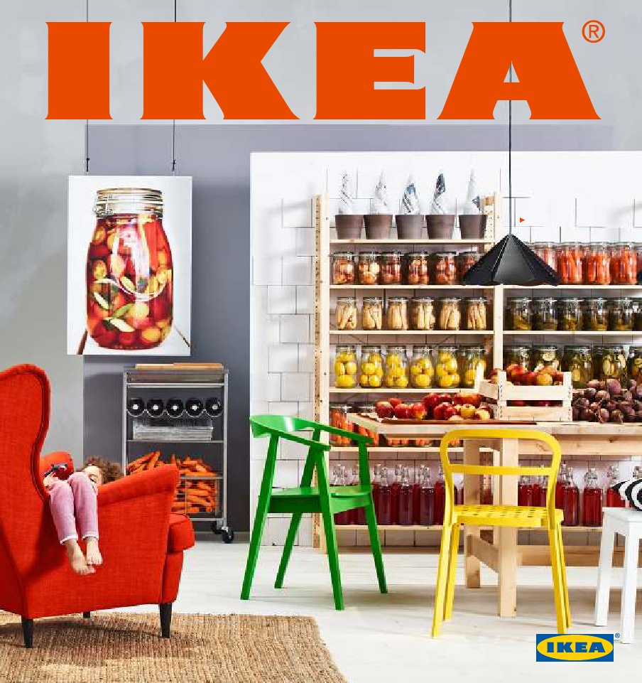 nuevas fotos del catálogo de Ikea 2014