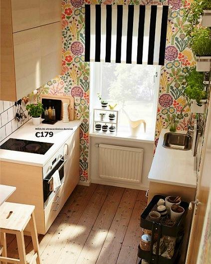 Muebles cocina peque a ikea ideas - Catalogo cocinas pequenas ...