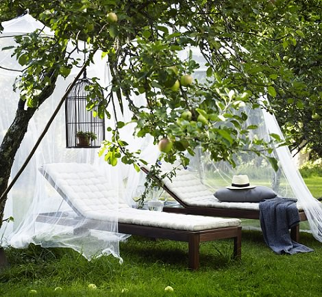 Decorar cuartos con manualidades catalogo ikea jardin for Vallas jardin ikea