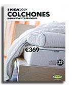 Ikea Catálogo 2009 - colchones