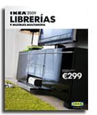 Ikea Catálogo 2009 - librerias