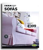 Ikea Catálogo 2009 - sofas