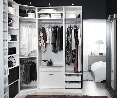 c mo crear un armario de ikea personalizado con el. Black Bedroom Furniture Sets. Home Design Ideas