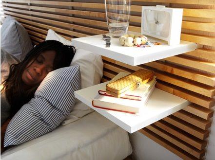 decora tu dormitorio con los cabeceros de ikea 2014. Black Bedroom Furniture Sets. Home Design Ideas