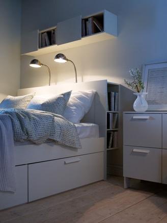 Decora tu dormitorio con los cabeceros de ikea 2014