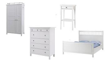 Oferta en dormitorio completo para socios ikea family for Dormitorio hemnes