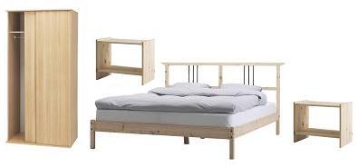 dormitorio ikea 255 euros