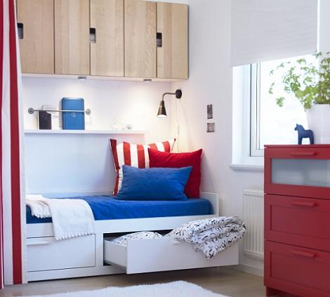 Las ltimas propuestas en dormitorios de verano de ikea for Habitaciones juveniles ikea
