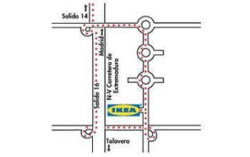 C mo llegar a ikea alcorc n - Ikea como llegar ...