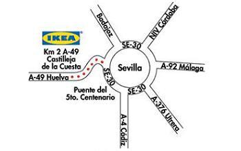 C mo llegar a ikea sevilla - Ikea como llegar ...
