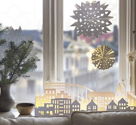 Decoraci n de navidad ikea 2015 adornos for Decoracion del hogar navidad 2015