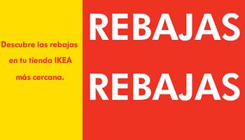 Rebajas en Ikea