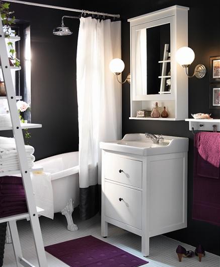 Los ba os de ikea del nuevo cat logo de 2014 - Ikea muebles auxiliares de bano ...