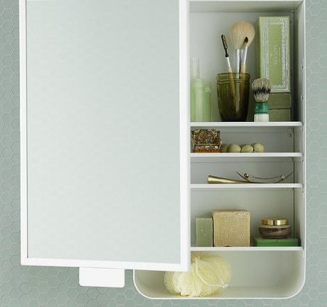 Novedades en los muebles de ba o de ikea 2014 gunnern y - Ikea muebles auxiliares de bano ...