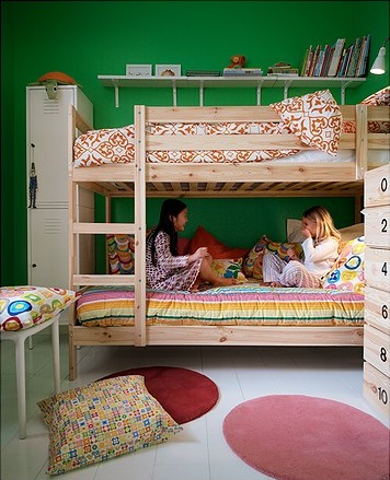 Los modelos de camas altas de ikea for Scalette ikea