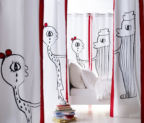 cortinas juveniles ikea