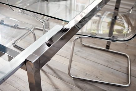 Glivarp Ikea Beautiful Glivarp Bernhard Tafel En Stoelen Ikea With
