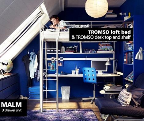 Muebles ideales para decorar un estudio o un loft - Sinonimo de aprovechar ...