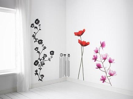 Nuevos vinilos de ikea para pared del cat logo 2014 for Vinilos adhesivos para pared