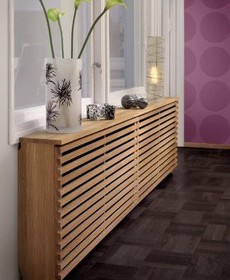 Cubreradiadores ikea ideas baratas con muebles de ikea - Ideas para cubrir radiadores ...