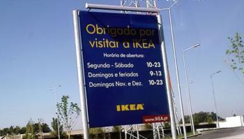 Horario de Ikea Matosinhos