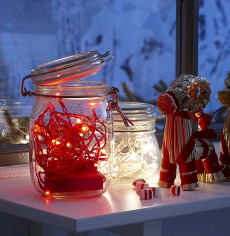 Luces de navidad de ikea 2013 for Decoracion luminosa navidena