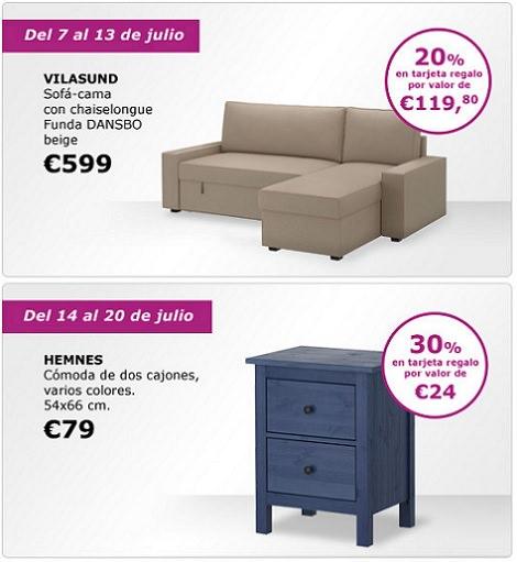 Sofas camas de ikea la sueca abre sus puertas en marineda city el de julio de su primera tienda - Shiade sofas ...