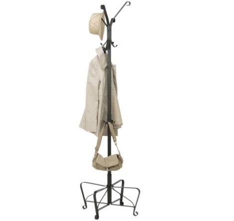 Percheros y burros de ikea ideales para colgar tu ropa - Percheros de hierro ...