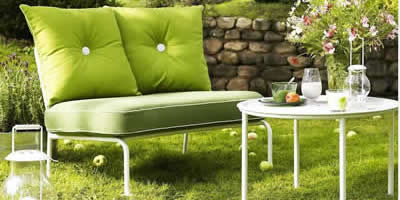 Los nuevos sillones de jard n ikea para el verano 2009 for Sillones jardin ikea