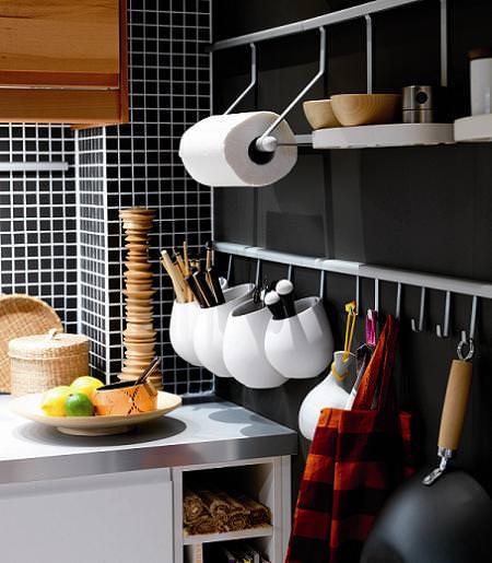 Almacenaje ikea para cocinas peque as - Cocina pequena ikea ...