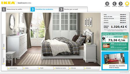 Planificador ikea de habitaciones y dormitorios la - Decoracion de habitaciones ikea ...