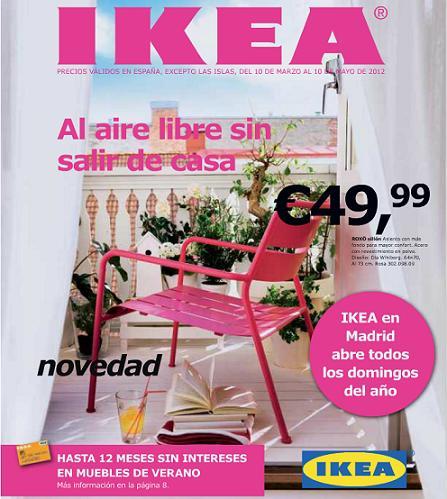 Ideas ikea para el jard n for Ikea jardin catalogo