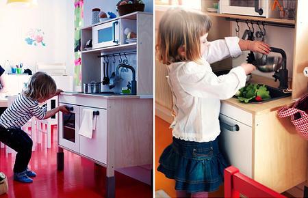Cocinita de ikea for Ikea vajillas completas