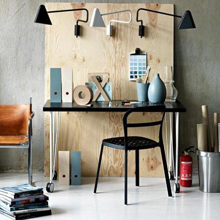 Zona estudio Ikea