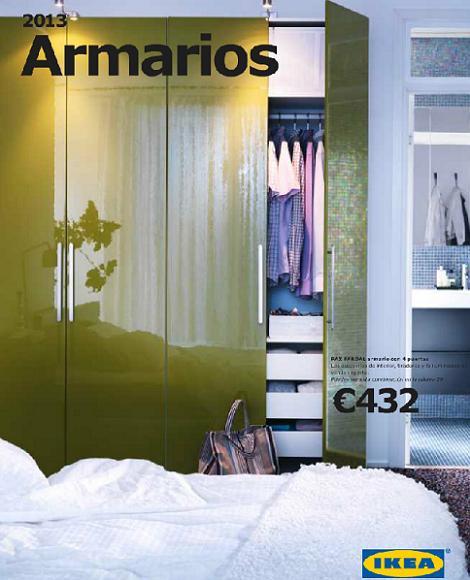 Catálogo armarios 2013