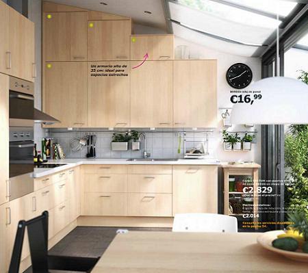 Cat logo de cocinas ikea 2013 la tienda sueca - Catalogos de cocinas 2016 ...