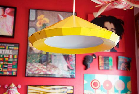 Lámpara Ikea PS