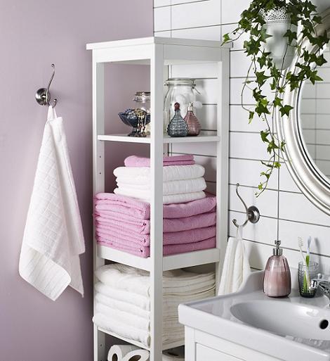 Ikea Bathroom Shelving Ideas: Catálogo De Baños Ikea 2013