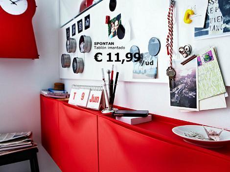 Zapatero de pared Ikea