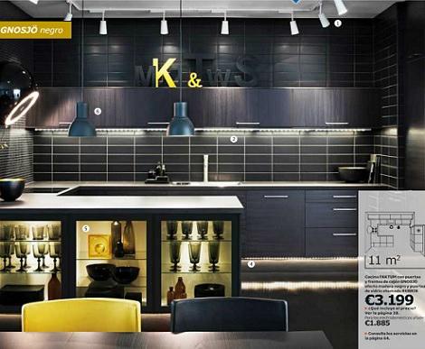 Dise a ya tu modelo favorito con el cat logo de cocinas de - Disena tu cocina ikea ...