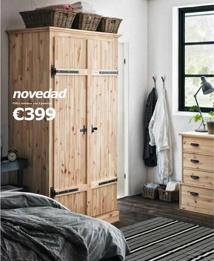 Adesivo De Estrela Parede ~ Los armarios baratos de Ikea 2013