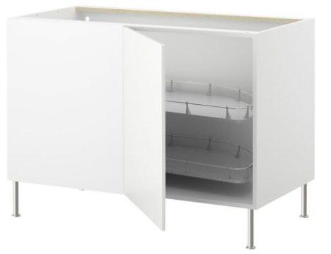 Aprovecha al m ximo el espacio con los armarios esquineros for Armarios de cocina esquineros