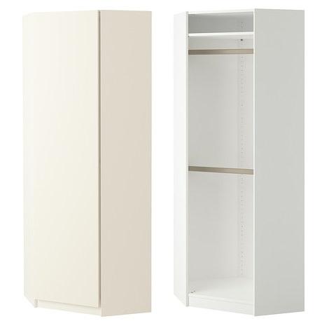 Aprovecha al m ximo el espacio con los armarios esquineros - Armario escritorio ikea ...