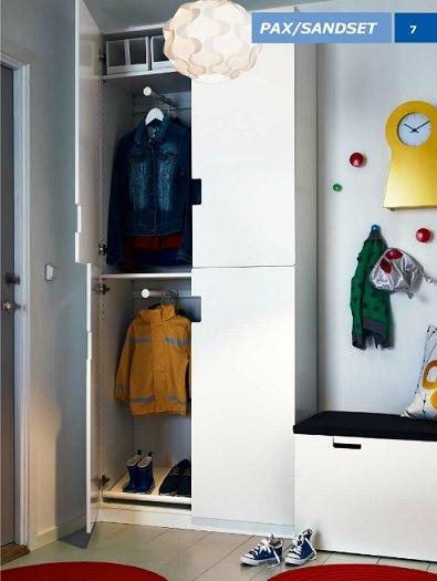 Adesivo Decorativo De Parede Cozinha ~ Catálogo de Ikea armarios y vestidores 2015